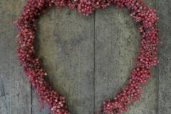 Hjerter og kranser